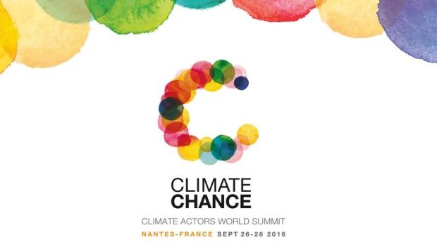 «Climate Chance» se tiendra à Nantes, du 26 au 28 septembre 201
